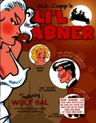 Al Capp's Li'l Abner: The Complete Dailies & Color Sundays, Volume Six (1945-1946)