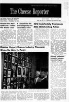 Cheese Reporter, Vol. 86, No. 6, Friday, October 5, 1962