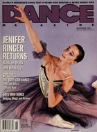 Dance Magazine, Vol. 75, no. 11, November, 2001