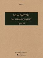 2nd String Quartet, Op. 17 / Sz. 67