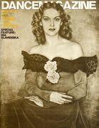 Dance Magazine, Vol. 47, no. 3, March, 1973