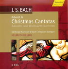 Advent & Christmas Cantatas (CD 1-5)