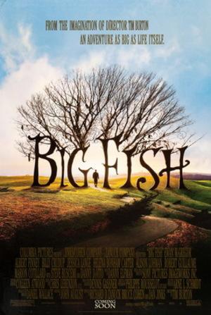 Big Fish (2003): Shooting script