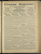 Cheese Reporter, Vol. 57, no. 39, June 5, 1933
