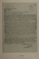 Memo from Georg Mulzer re: Illegal Crossing of Border by Czech SNB Officer, April 17, 1950