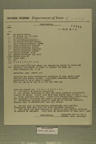 Telegram from Evan M. Wilson in Jerusalem to Department of State, January 23, 1965