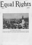 Equal Rights, Vol. 16, no. 09, April 5, 1930
