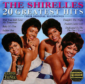 The Shirelles: 20 Greatest Hits