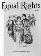 Equal Rights, Vol. 11, no. 12, May 03, 1924