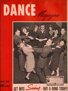 Dance Magazine, Vol. 18, no. 7, July, 1944