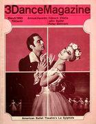 Dance Magazine, Vol. 39, no. 3, March, 1965