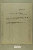 Memo re: Possibility of New Zonal Border Openings, December 16, 1949