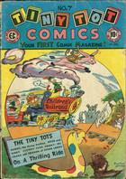 Tiny Tot Comics no. 7