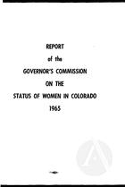 Minority Group Women: Major Occupational Groups