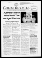 Cheese Reporter, Vol. 124, No. 37, Friday, March 24, 2000