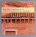 Glazunov: String Quintet Op. 39; Tchaikovsky: Souvenir de Florence string sextet Op. 70