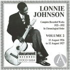 Lonnie Johnson Vol. 2  (1926-1927)