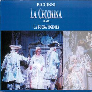 La Cecchina - M. Angeles Peters · G. Morigi · A. Ruffini · G. Morino