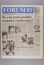 Do you want another women's conference?