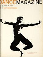 Dance Magazine, Vol. 34, no. 11, November, 1960