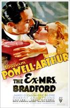 The Ex Mrs. Bradford (1936): Shooting script