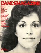 Dance Magazine, Vol. 49, no. 1, January, 1975