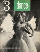 Dance Magazine, Vol. 31, no. 3, March, 1957
