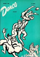 Dance Magazine, Vol. 24, no. 8, August, 1950