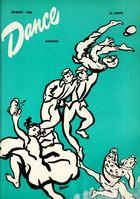 Dance Magazine, Vol. 24, no. 8, August, 1950
