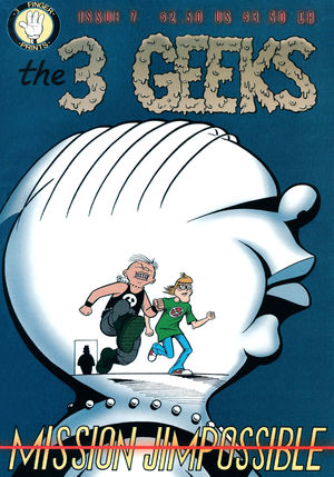 The 3 Geeks,  no. 7