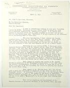 Letter from Edwin R. Kinnear to John T. Lassiter, April 5, 1943