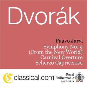 Antonín Dvorák, Symphony No  9 'From The New World' In E