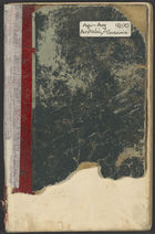 Diary, Australia/Tasmania, April - August 1890 (nla.obj-557902950)
