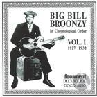 Big Bill Broonzy In Chronological Order, Vol. 1