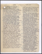 Copy of Meeting Minutes re: Vegetable Production in Gardens and Allotments, September 28, 1942