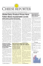 Cheese Reporter, Vol. 139, No. 1, Friday, June 27, 2014