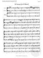 20. Sonata in [G Minor], G Minor