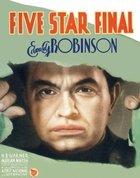 Five Star Final (1931): Shooting script