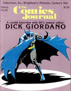 An Interview With DICK GIORDANO The Award-Winning Artist and DC's Newest Editor