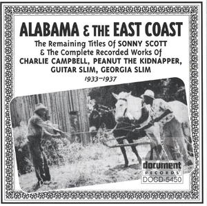 Alabama & The East Coast (1933-1937)