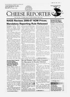Cheese Reporter, Vol. 132, No. 1, Friday, June 29, 2007