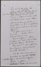 Communication re: Telegram, February 2, 1877