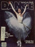 Dance Magazine, Vol. 62, no. 10, October, 1988
