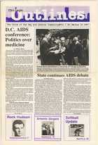 Chicago Outlines The Voice of the Gay and Lesbian Community Vol. 1 No.3 June 18, 1987