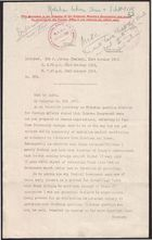 Decypher from Sir J. Jordan to the United Kingdom Foreign Office re: Chinese Breach of Faith, October 23, 1919