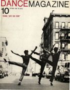 Dance Magazine, Vol. 34, no. 10, October, 1960