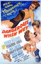 Dangerous When Wet (1953): Shooting script