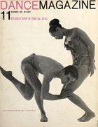 Dance Magazine, Vol. 33, no. 11, November, 1959