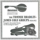 Tommie Bradley - James Cole Groups 1928 - 1932