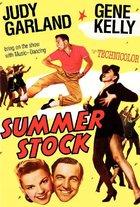 Summer Stock (1950): Shooting script